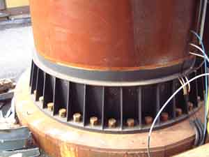 Chimney Base, FHP, Norrkoping